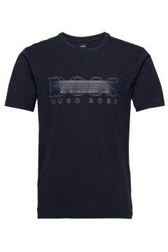 Tee Tr 1 Kurzärmliges Hemd Blau BOSS(114355559)