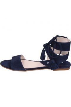 Sandales Keys sandales bleu daim BS15(115443000)