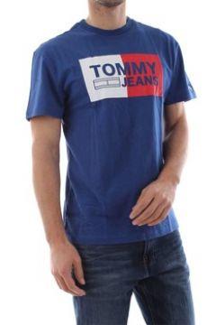 T-shirt Tommy Jeans DM0DM05549 ESSENTIAL SPLIT(115628582)