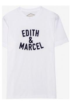 T-shirt Cerdan GUSTAVE White(115483490)