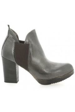 Bottines Volpato Benito Boots cuir python(115612010)
