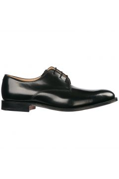 Men's classic leather lace up laced formal shoes oslo derby(118074148)