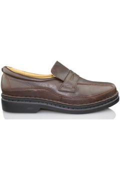 Chaussures Calzamedi confortable mocassin en cuir(115449131)