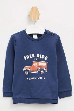 DeFacto Erkek Bebek Baskılı Sweatshirt(119061575)