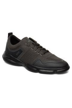 Newlight_runn_knwl Niedrige Sneaker Grau BOSS BUSINESS WEAR(99731994)