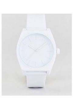 adidas - Z10 Process - Weiße Uhr mit Silikonarmband - Weiß(95024677)