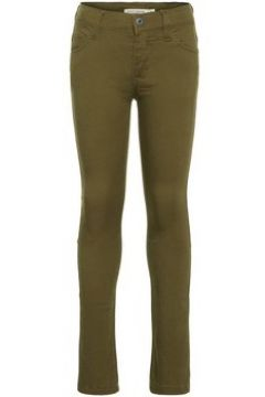 Jeans enfant Name it 13154474-Burnt Olive(115499561)