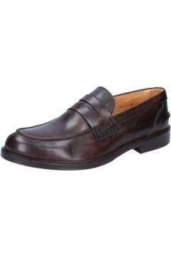 Chaussures Bruno Verri mocassins marron (brun foncé) cuir AJ24(88517227)