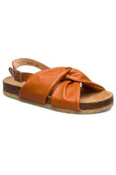 Sandals - Flat - Open Toe - Op Sandalen Orange ANGULUS(109112595)