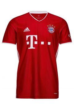 Fcb H Jsy T-shirts Football Shirts Rot ADIDAS PERFORMANCE(116951110)