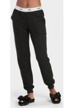 UGG Cathy Bas de Jogging pour Femmes en Black, taille Petite   Coton(112239682)