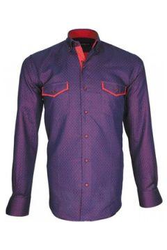 Chemise Emporio Balzani chemise mode tasca new bleu(115424370)