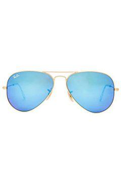 Зеркальные линзы авиатор солнцезащитные очки - Ray-Ban(118966731)