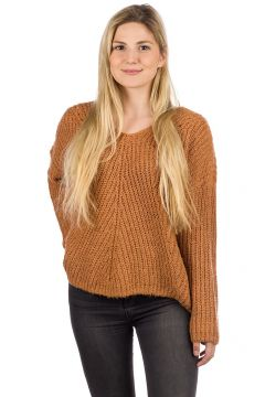 Rip Curl Woven V Neck Pullover bruin(92509130)