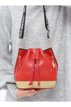 Red - Shoulder Bags - ironstone(110327820)
