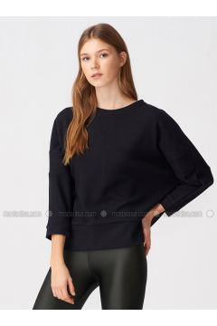 Black - T-Shirt - Dilvin(110343564)