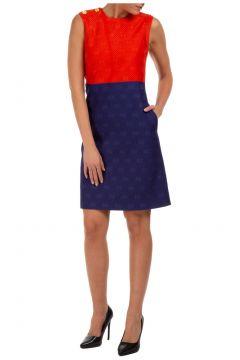 Women's short mini dress sleeveless(122988157)