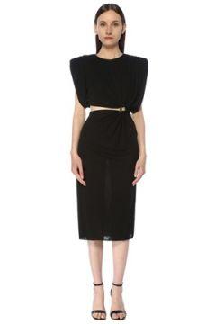 Versace Kadın ELBİSE Siyah 42 IT(114439448)