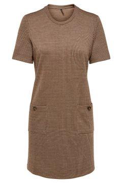 ONLY Taschen Kleid Damen Grau(117421909)