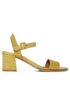 Sandalen aus Leder Croco Diane(109216999)