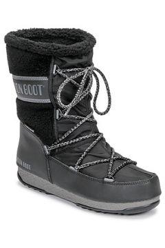 Bottes neige Moon Boot MOON BOOT MONACO WOOL MID WP(115467869)