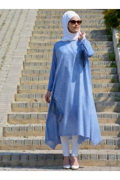 Robe Henna Elısa Indigo(107233834)
