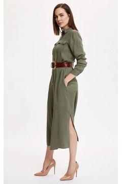 DeFacto Kadın Dokuma Elbise(119060761)
