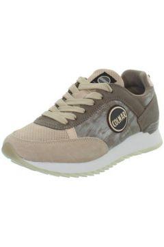 Chaussures Colmar Baskets Femme Travis ref_col44453 Beige(115557890)