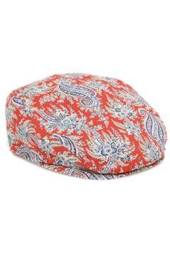 Grevi Erkek Mavi Kırmızı Şal Desenli Şapka L EU(117771939)