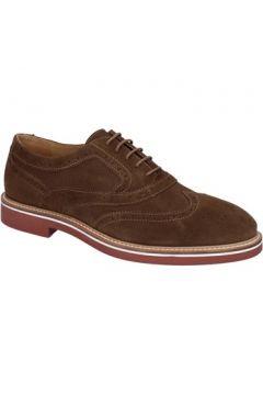 Chaussures Rossano Bisconti élégantes marron daim BT883(115486876)