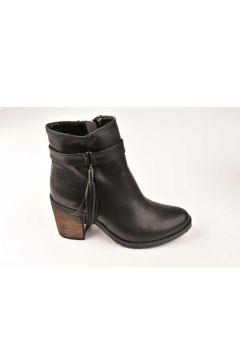 Mehtap Kadın Siyah Bot Ayakkabı 20k 015(123360643)