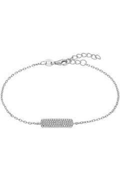 Bracelets Square Bracelet en Argent 925/1000 et Oxyde Blanc Femme(115487360)