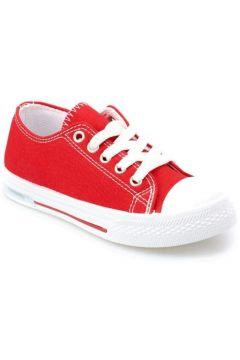Kinetix Denni Kırmızı Kız Çocuk Sneaker Spor Ayakkabı(118225157)