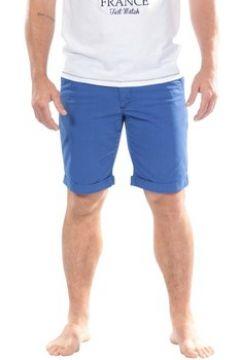 Short Ruckfield Bermuda bleu indigo(88546569)