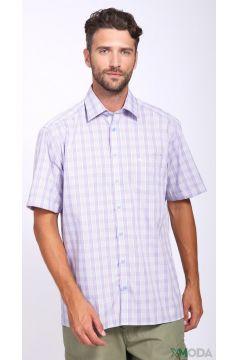 Мужские рубашки с коротким рукавом(109014832)