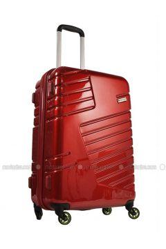 Maroon - Suitcases - Verage(110329021)
