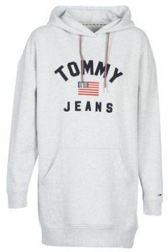 Robe Tommy Jeans TJW LOGO HOODIE DRESS(115517013)