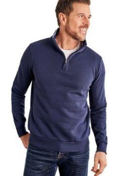 Sweat-shirt Woolovers Sweat-shirt à col zippé Homme Jersey(127970895)