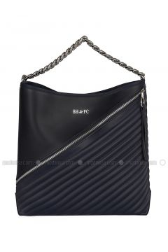 Navy Blue - Shoulder Bags - Beverly Hills Polo Club(110339841)