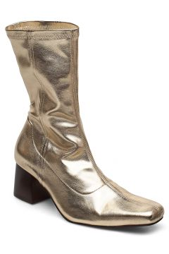 Callide Shoes Boots Ankle Boots Ankle Boots With Heel Gold TIGER OF SWEDEN(116951384)