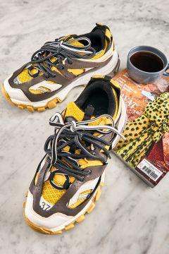 Bambi Sarı Kadın Sneaker(124426793)
