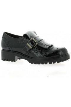 Chaussures Donna Più Mocassins cuir vernis(127897871)