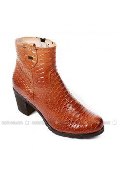 Tan - Boot - Boots - G.Ö.N(110343278)