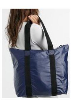 Rains - Rush - Maxi borsa blu lucido(122966973)