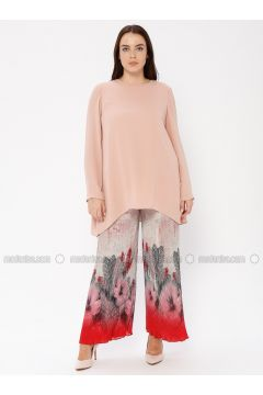 Coral - Multi - Pants - Le Mirage(110338972)