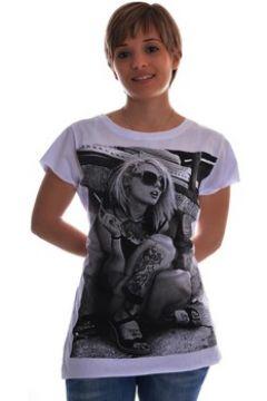 T-shirt Spital Fields London amsterdam coton(101556458)