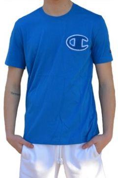 T-shirt Champion CREWNECK BLU(127896123)