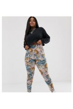 New Girl Order Curve - Leggings mit Tigerdesign - Mehrfarbig(94963400)