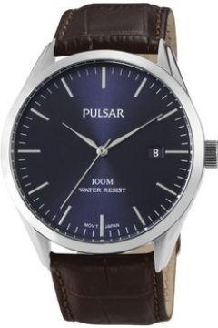 Montre Pulsar Montre TRADITION en Cuir Marron Homme(88599339)