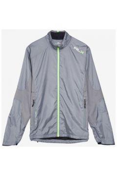Coupes vent Lauren Ralph Lauren Fairway Fz Unlined Jacket Dark grey(115483681)